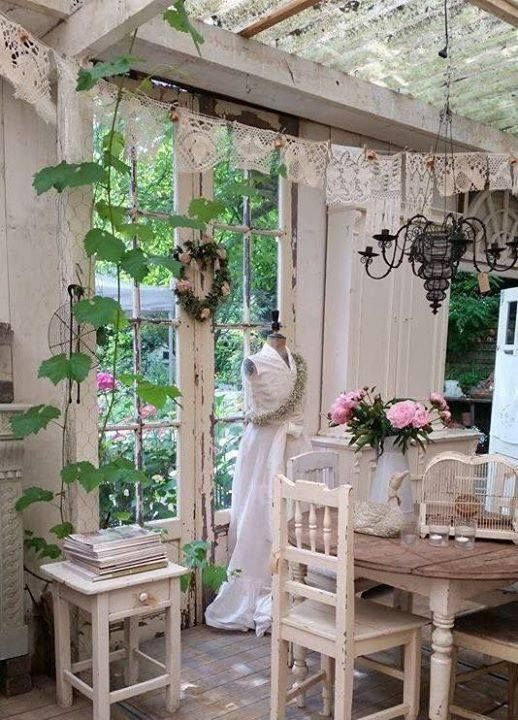 25 Best Ideas About Shabby Chic Porch On Pinterest Porch Swings