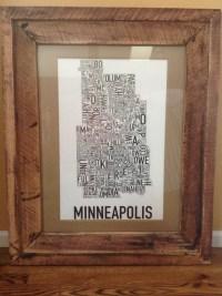 DIY wood frame from pallet wood. | Frames | Pinterest ...