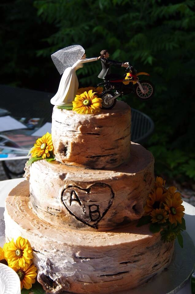 25 Best Ideas About Dirt Bike Cakes On Pinterest