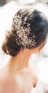1000+ ideas about Bridal Hair Accessories on Pinterest