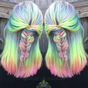 amazing hair color