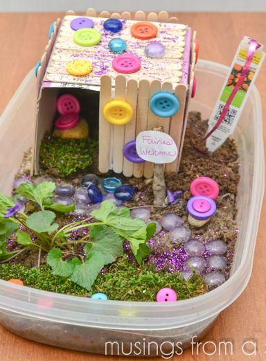 25 Best Ideas About Fairy Houses Kids On Pinterest Diy Fairy