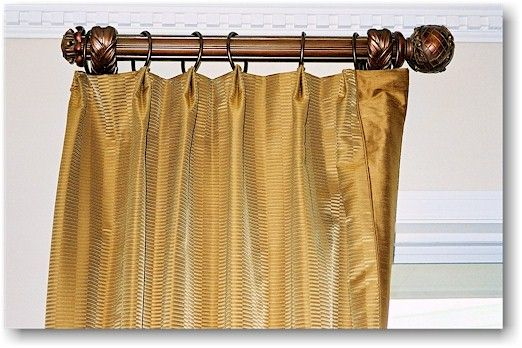 30 best images about Short Curtain Rods on Pinterest
