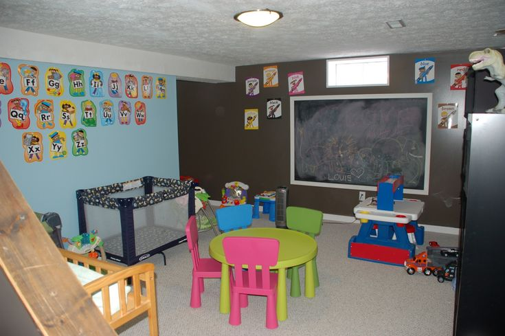 In Home Daycare Setup Ideas - Google Search