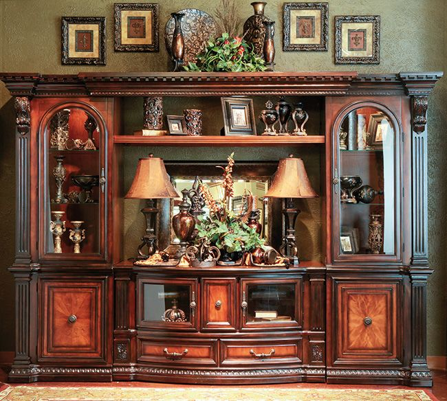 1000 ideas about Entertainment Center Decor on Pinterest