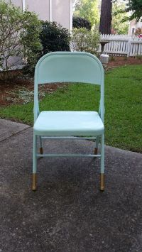 1000+ ideas about Painted Folding Chairs on Pinterest ...