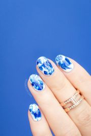 1000 ideas marble nails