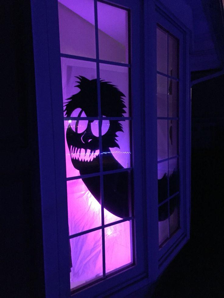 25+ best ideas about Halloween Window on Pinterest