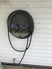 25+ best ideas about Garden hose holder on Pinterest ...
