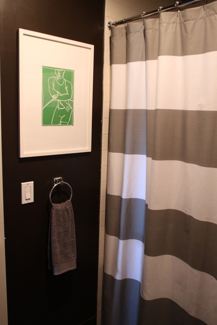 1000 Ideas About Striped Shower Curtains On Pinterest Large Bath Mats Shower Curtains And