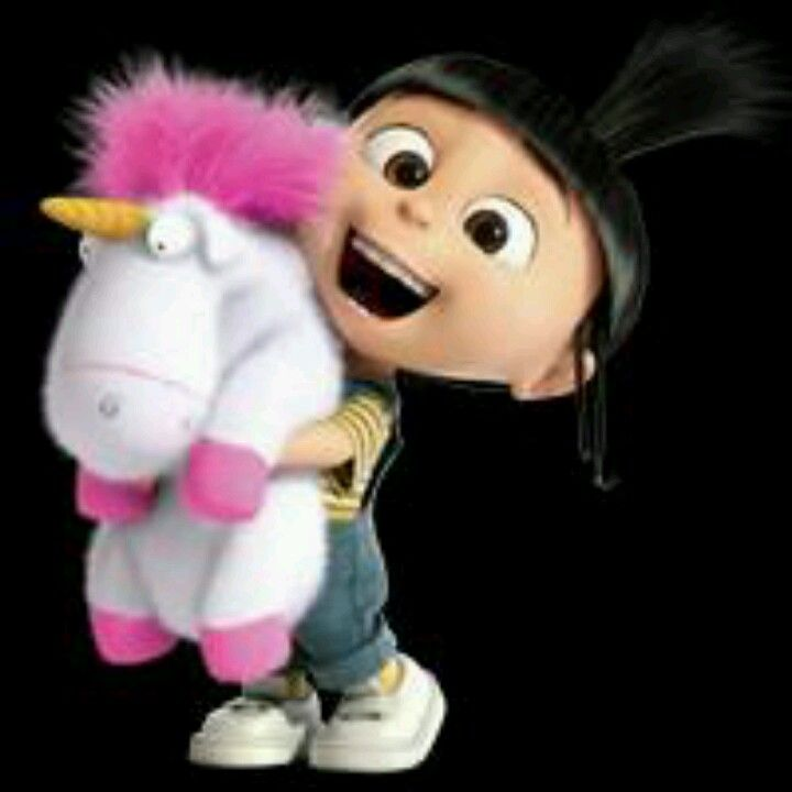 Cute Agnes Despicable Me Wallpaper It S So Fluffy Despicable Me Must Love Minions