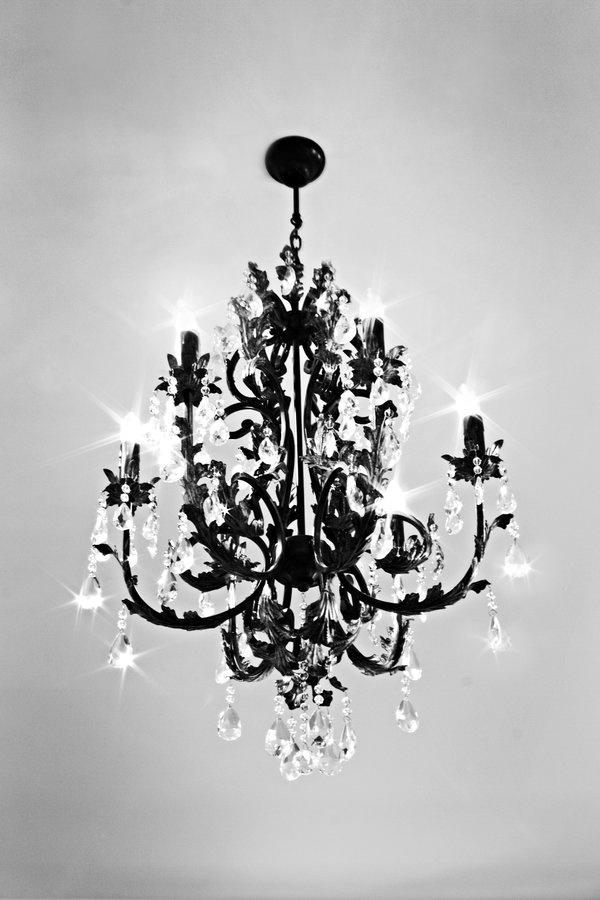 10 best ideas about Black Chandelier on Pinterest  Gothic chandelier Vintage chandelier and