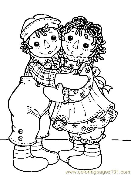 1000+ images about Raggedy Ann & Andy on Pinterest