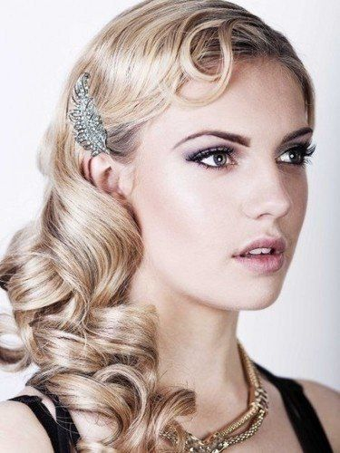 Latest Hairstyle Roaring Twenties Hairstyles Inspiring Photos