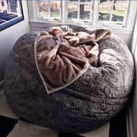 25+ best ideas about Bean bag bed on Pinterest | Bean bag ...