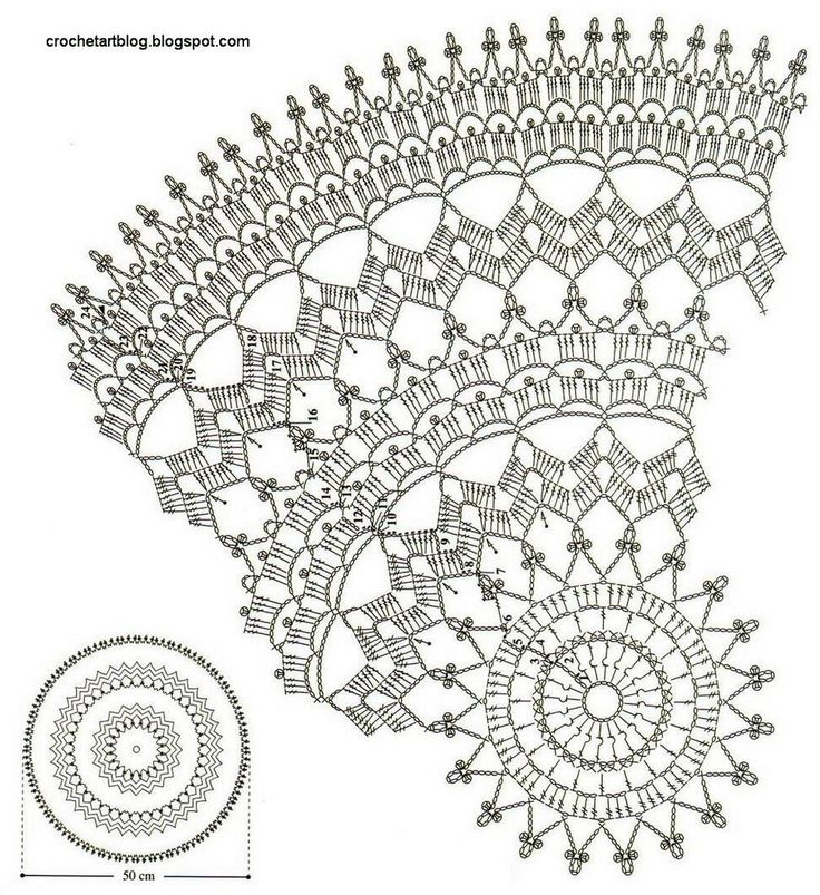 409 best images about Crochet Doilies, Table Covers