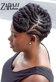 ideas flat twist