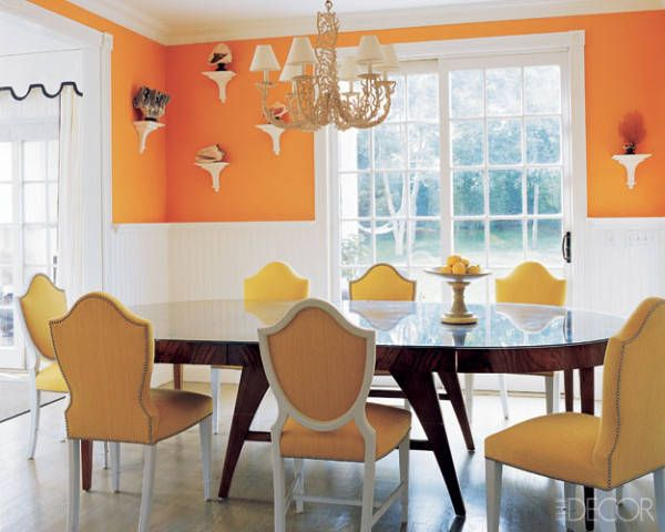269 Best Images About Bold Wall Color On Pinterest