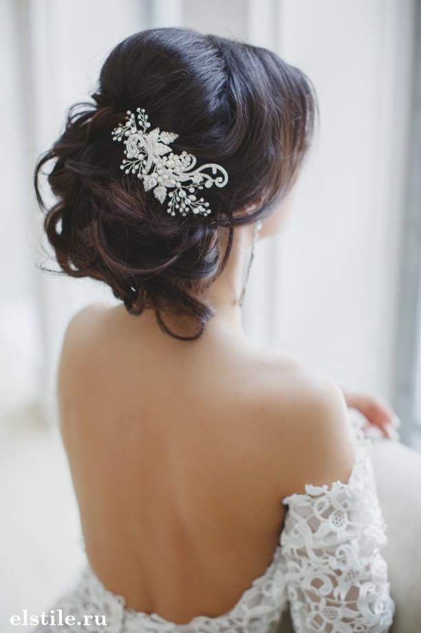 25 Best Ideas About Loose Bridal Hair On Pinterest Loose Curly
