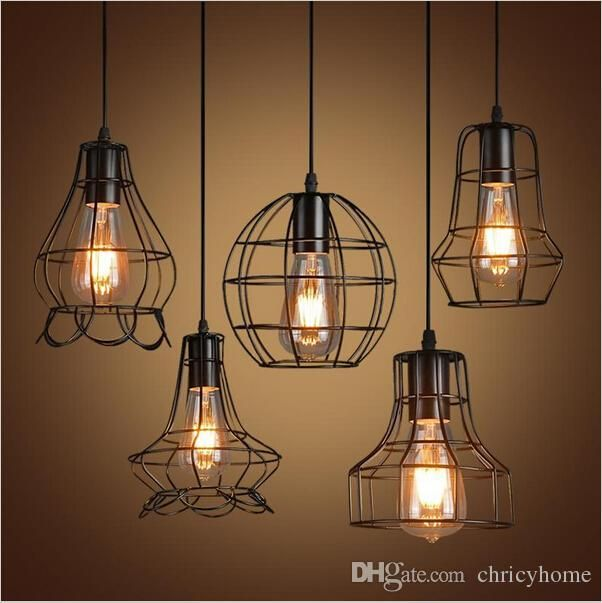 17+ best ideas about Industrial Pendant Lights on