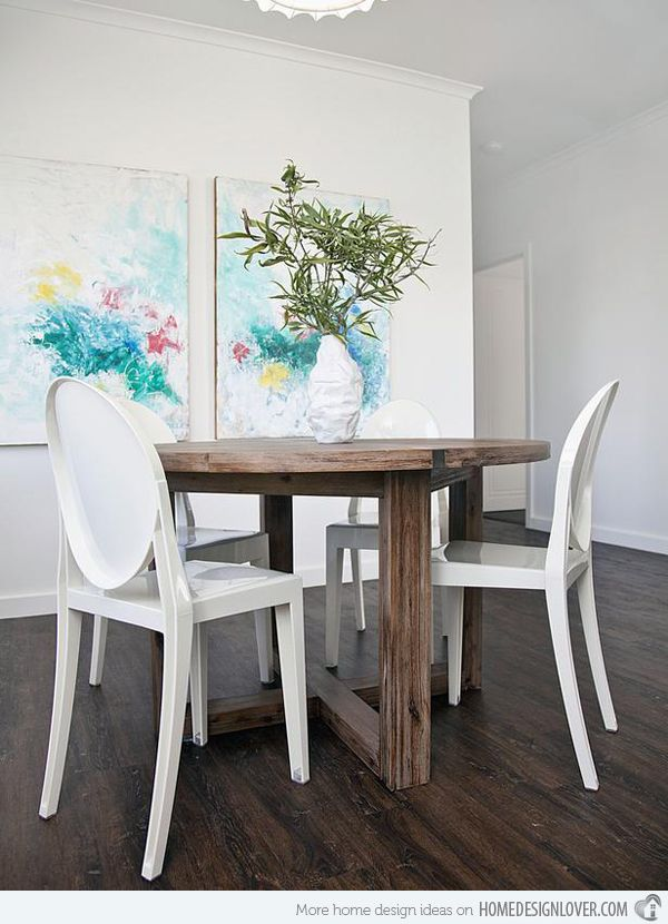 17 Best ideas about Small Dining Rooms on Pinterest