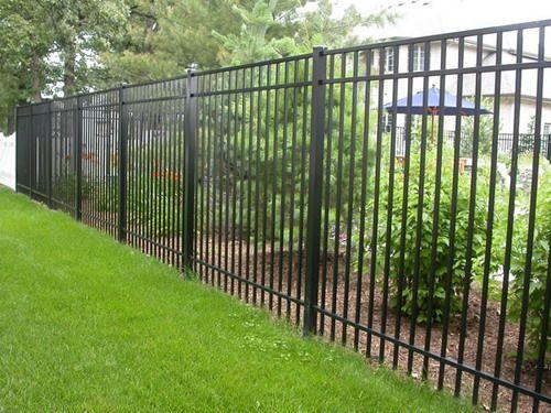 17 Best ideas about Aluminum Fence 2017 on Pinterest