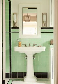 Best 20+ Vintage Bathrooms ideas on Pinterest | Vintage ...