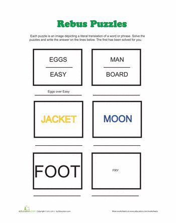 25+ best ideas about Rebus puzzles on Pinterest