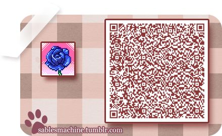 Acnl Cute Wallpaper Qr Codes Quot Pt Quot Animal Crossing Animals And Blue Roses
