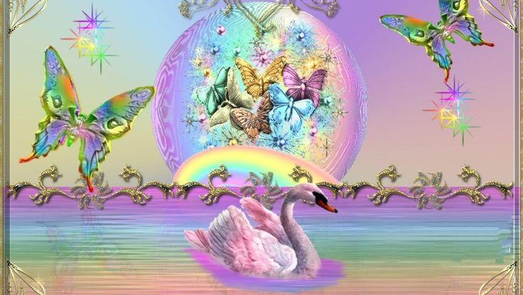 Unicorn Quotes Wallpaper Unicorns Rainbows And Butterflies Background Rainbows