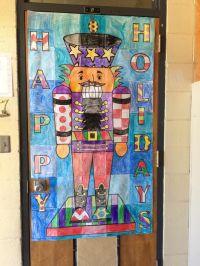 Nutcracker Holiday Classroom Collaboration Door Poster   A ...