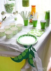 17 Best images about Baby Shower Peas in a Pod on ...
