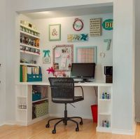 17 Best images about Home Office on Pinterest | Small home ...