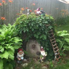 25 Best Ideas About Gnome Village On Pinterest Diy Fairy House