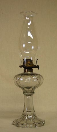 17 Best images about My antique glass oil lamp collection