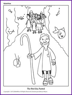 israelites cross the jordan river coloring pages