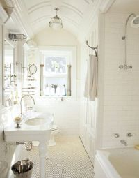 17 Best ideas about Small Cottage Bathrooms on Pinterest