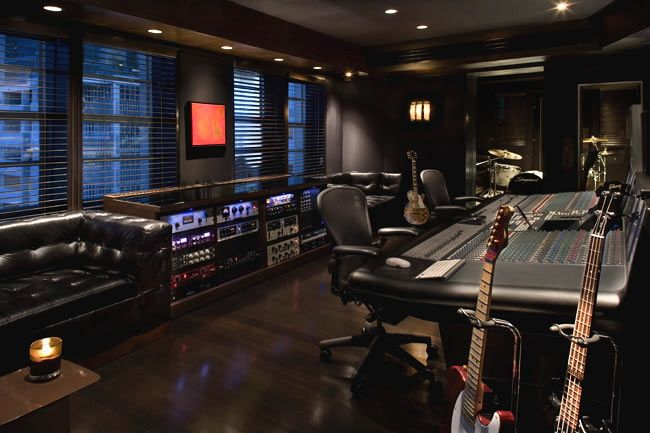 1000 ideas about Recording Studio Design on Pinterest