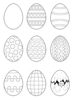596 best images about Easter coloring & diy on Pinterest