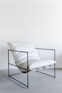 Modern Minimalist Sofa Chair Model