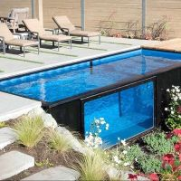 Best 25+ Shipping container swimming pool ideas that you ...