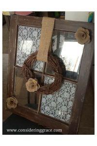 25+ best ideas about Old window decor on Pinterest | Old ...