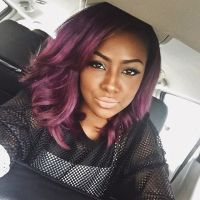 259 best images about Colored women with colored hair on ...