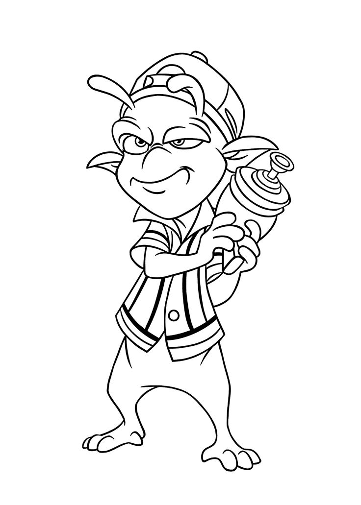 1000+ images about Cartoons coloring pages on Pinterest