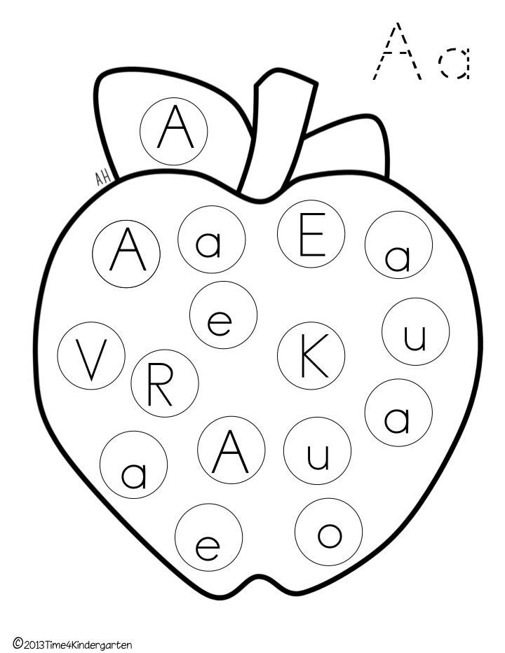 17 Best images about Preschool Printables on Pinterest
