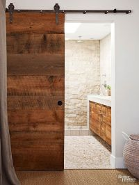 196 best images about Doors on Pinterest | Sliding barn ...
