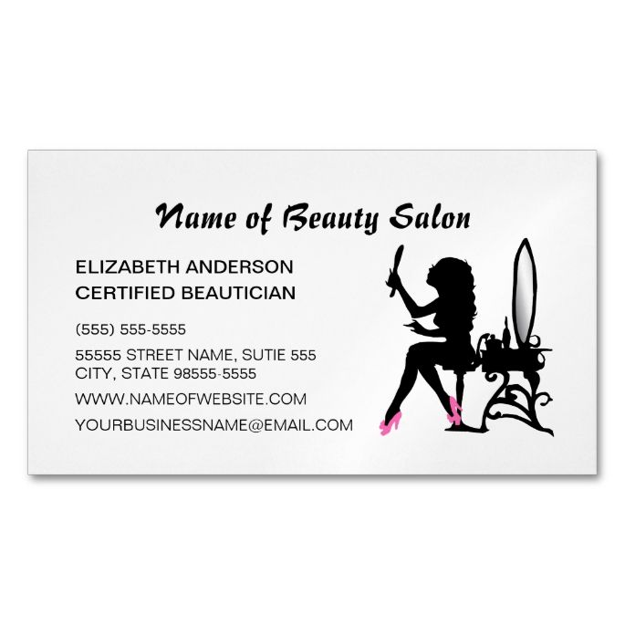 2177 best images about Hair Stylist Business Cards on