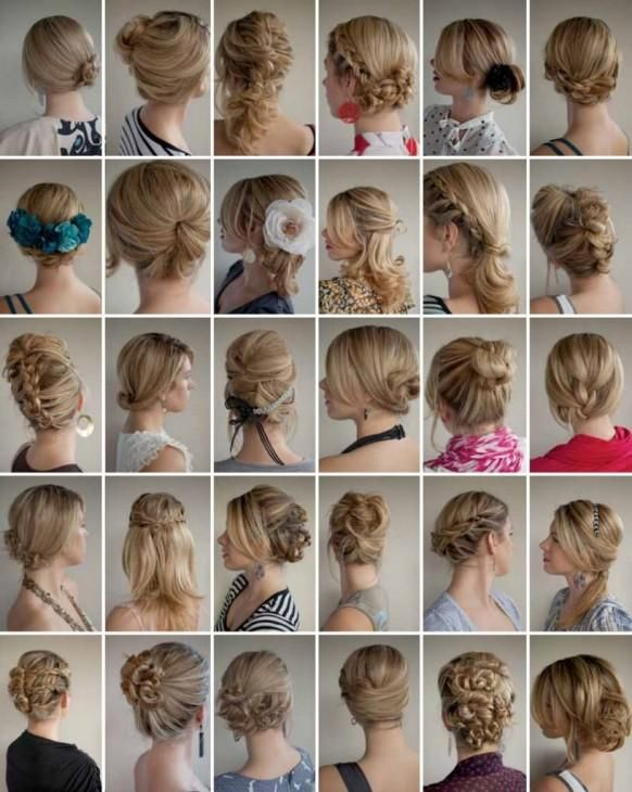 Die Besten 20 Hochzeitsfrisur Halblanges Haar Ideen Auf Pinterest