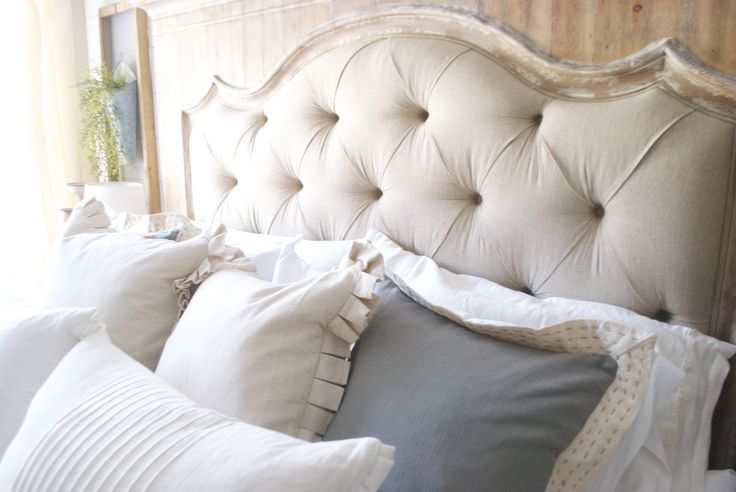 25+ Best Ideas About Tufted Bed On Pinterest