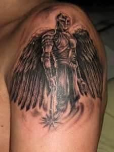 tattoos designs blog archive gabriel angel tattoo make up hair pinterest gabriel